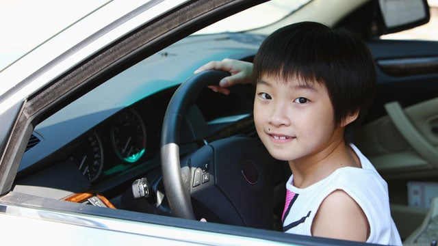 America's Roads Are Overrun With Child Drivers