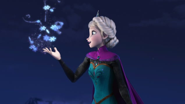 Watch Frozen's Elsa Spread the Icy Love in This Once Upon a Time Teaser