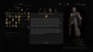 <i>The Witcher 3 </i>Takes Shots At DRM