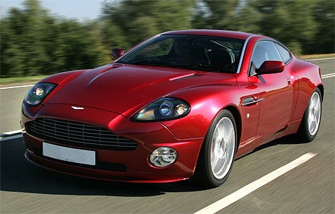 Aston Martin's Vanquish Is No More