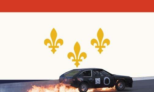 Laissez Les Crapheaps Roulez: Get Ready For The 24 Hours Of LeMons New Orleans!