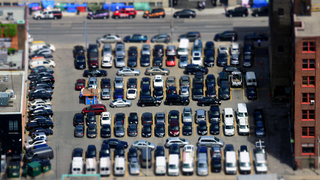 The First Parking Spot You See May be the Most Efficient Spot to Take