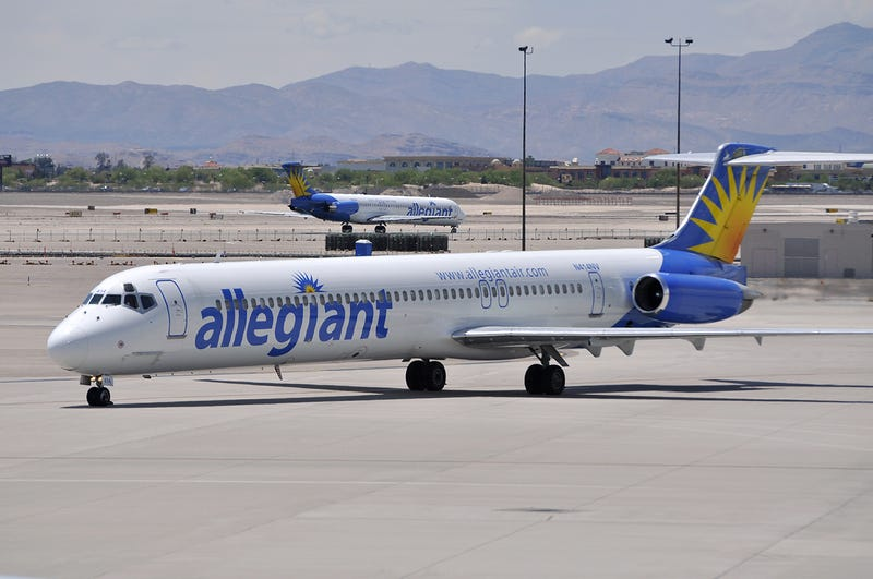 Allegiant Airlines Doesn't Care If Your Wife Died
