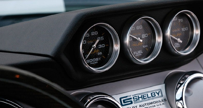 2010 Shelby Mustang GT/SC