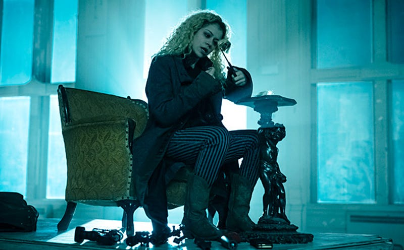 Rachel Gets Freaky and Sniper Helena Gets Cheeky on Orphan Black