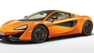 McLaren 570S: This Is It