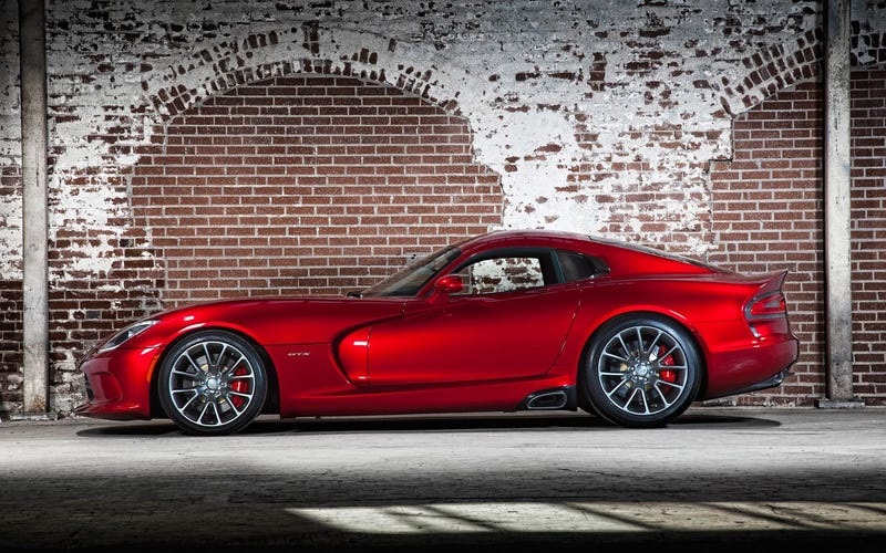 An Ode to the Viper