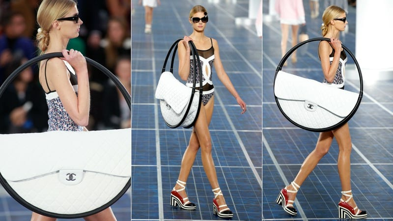 Seriously, We Have to Talk About This Chanel Bag.