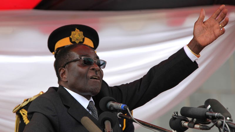 Zimbawe Dictator Still Saying Shitty Things About Gays, Women, Basically Everyone