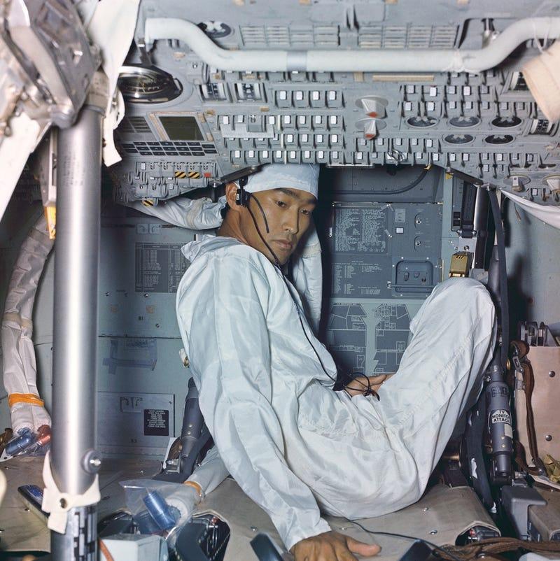Smithsonian Uncovers Apollo 11 'Graffiti' Not Seen in Decades