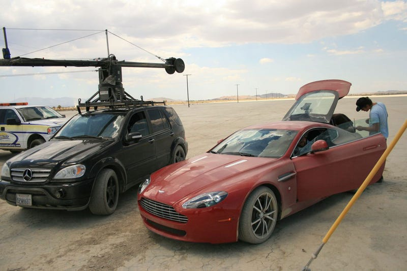 Top Gear USA: Behind The Scenes