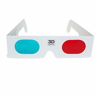 Discrimination Against The Bespectacled: Now In 3-D!