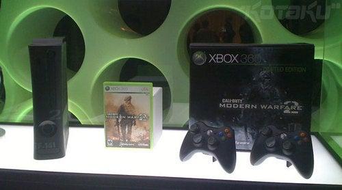 250GB XBox 360 Exists, Part of Modern Warfare 2 Bundle