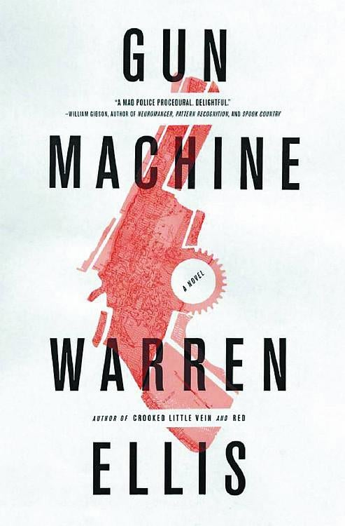 The io9 Book Club is in session! Let's talk about Warren Ellis' Gun Machine