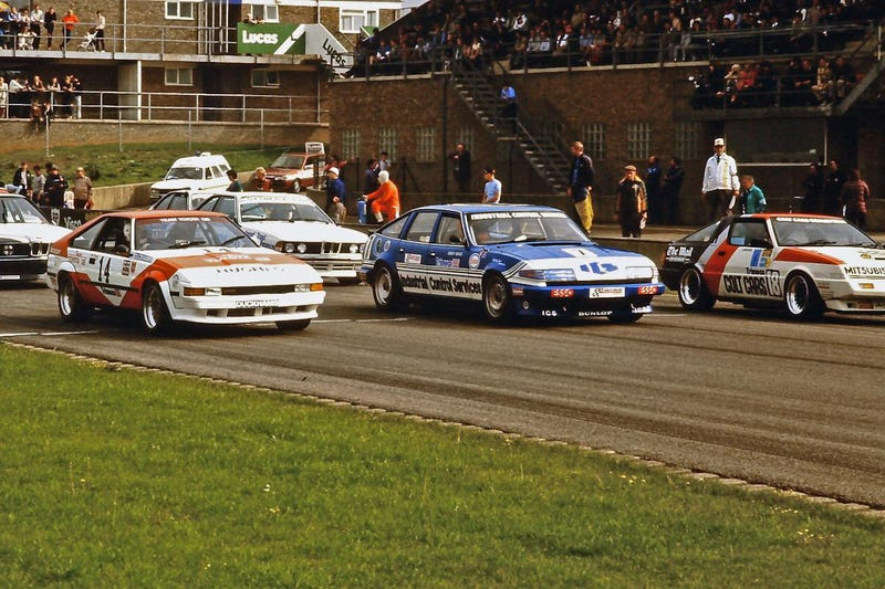 Malaise Era Touring Car Series Launches In Europe
