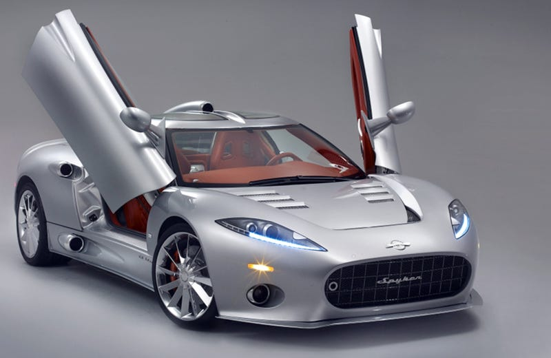 Spyker Owner Alexander Antonov In Critical Condition After Moscow Shooting