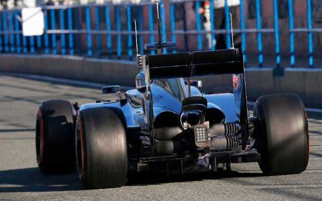 Jerez F1 test day 3: Button quickest on Thursday morning