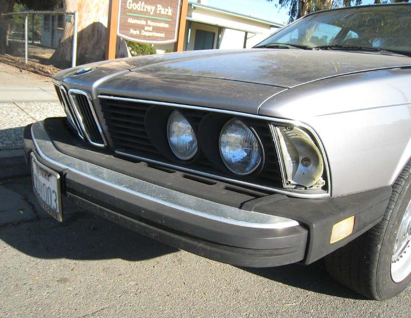 1982 BMW 633CSi