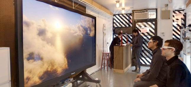 Virtual Visit to the Gizmodo Gallery