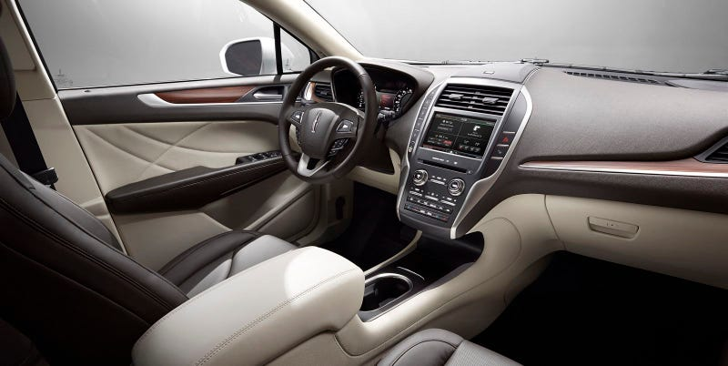 All-New 2015 Lincoln MKC Provides Fresh Choice For Small Premium Utility Customers