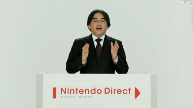 Nintendo Dishes on November 3DS Update