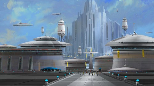Alderaan Makes Its Explosive Debut In The Old Republic