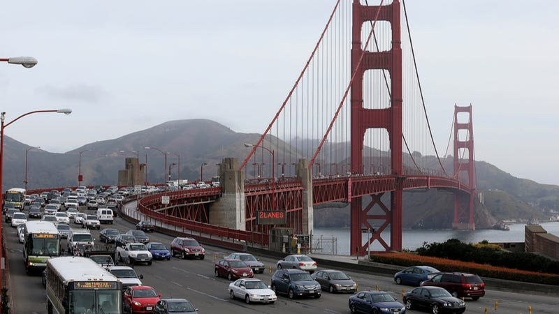 Google's California Attitude Towards Cars May Be The Wrong One