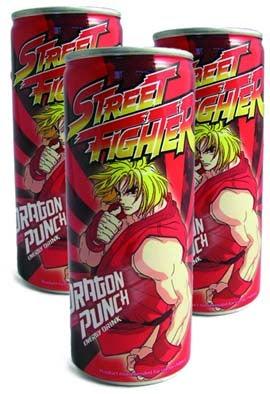 Wonder What Street Fighter's Ken Tastes Like?