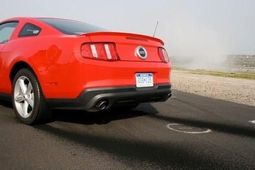 2011 Ford Mustang GT: The 5.0 RULEZ!!1!