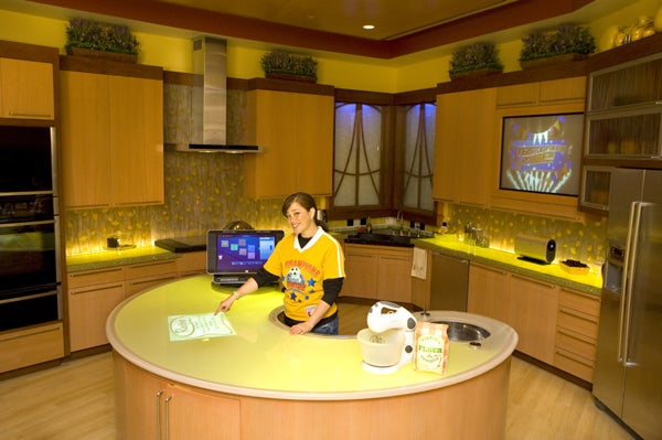 Disney's Innoventions Dream Home is a Big Ad For Microsoft and HP...But I Still Want It