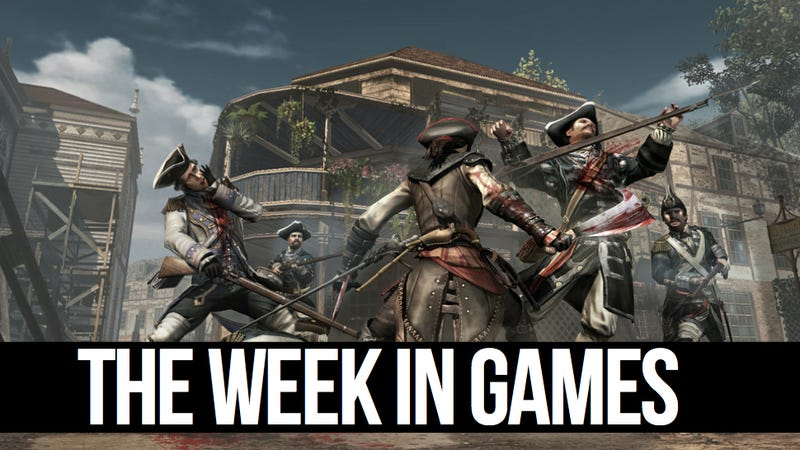 The Week in Games: With Liberation for All