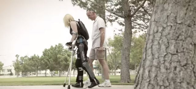 ReWalk Bionic Suits Can Finally Be Sold in the US