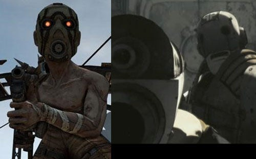Separated At Birth: Borderlands And CodeHunters