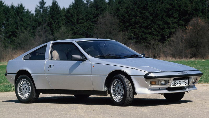 Cars that time forgot - Talbot-Matra Murena
