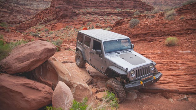 What You Need To Know Before Driving Off-Road