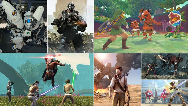 This Is What 2011's Year In Video Games Looks Like Right Now