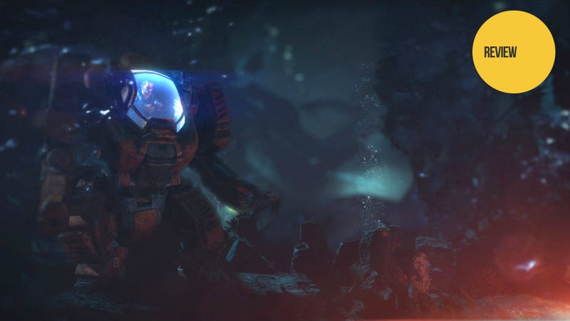 Mass Effect 3: Leviathan: The Kotaku Review