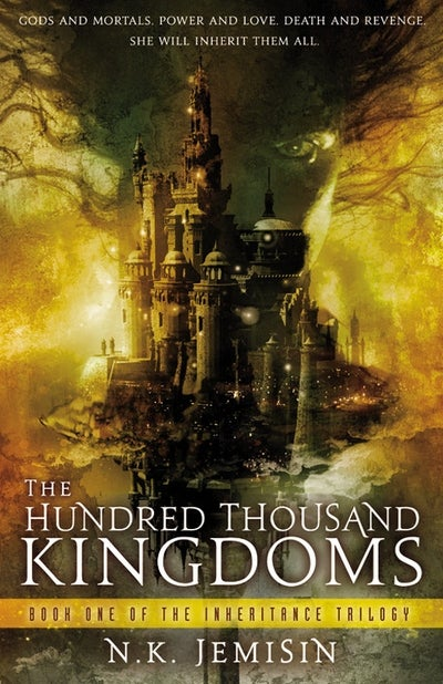 "io9 Book Club reminder: Next week we discuss N.K. Jemisin's ""The Hundred Thousand Kingdoms"""