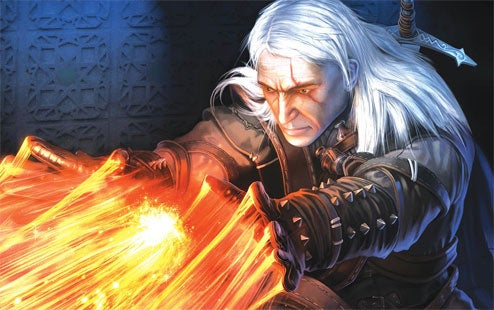 Witcher Sells A Million