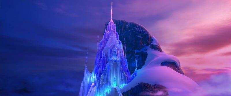 Frozen has a bit of that Wreck-It Ralph magic