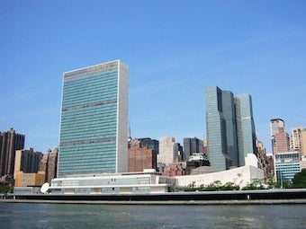 The UN Building: New York City's Last Bastion of Indoor Smoking