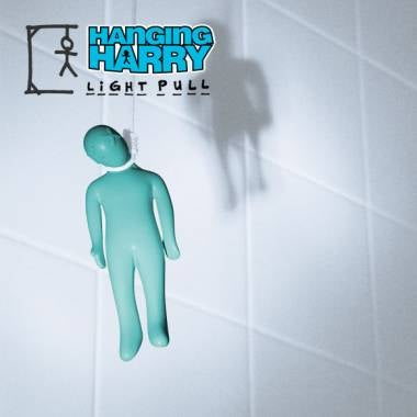 Hanging Harry Light Pull Gives Your Room a Touch of Gloom