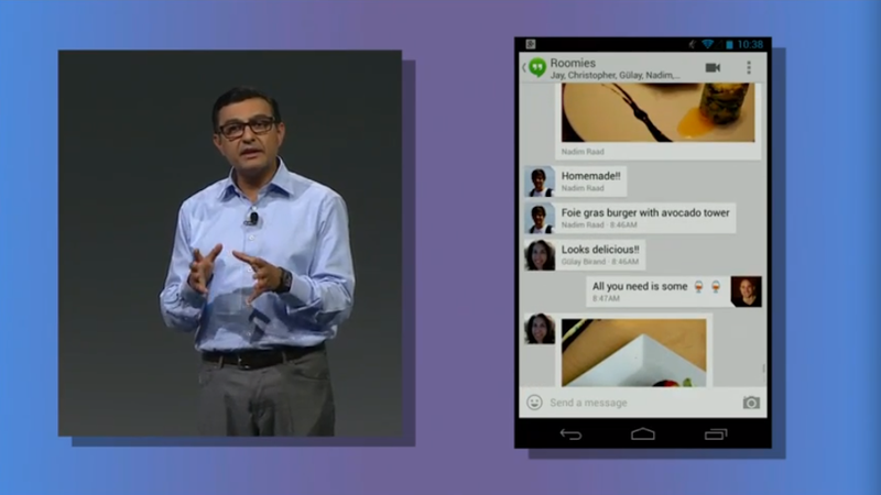 Google Hangouts: Unified Chat, Unlimited Reach