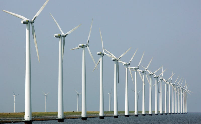 Renewables Now Exceed All Other Forms of New Power Generation