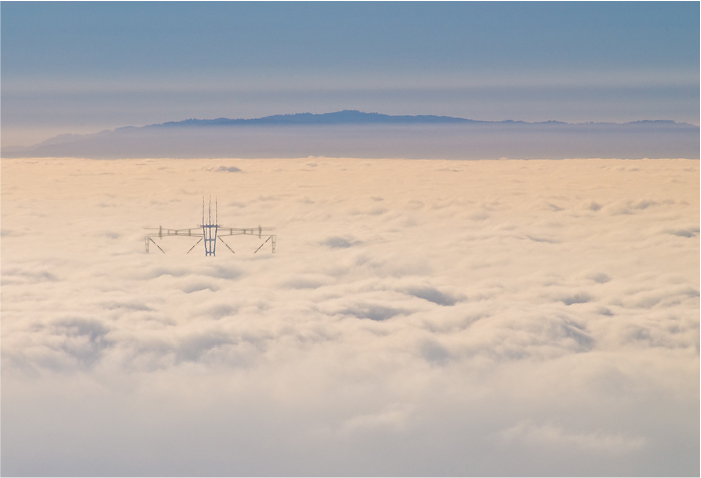 Could Fog Catchers Help Solve America's Drought Problem?