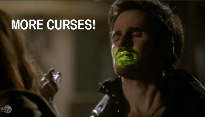 Once Upon A Time Lets Hook Be The Hero. He Fails.