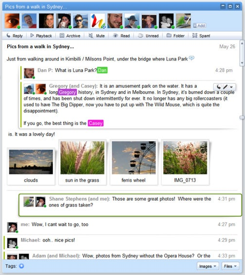 Google Wave Is a Frothy Collaborative Mix of Chat, IM, Twitter and Google Docs in Real-Time