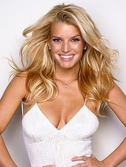 "Jessica Simpson Is ""Alluring,"" ""Romantic,"" ""America's Sweetheart"""
