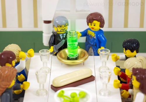 Science for Dinner: It's the New Normal