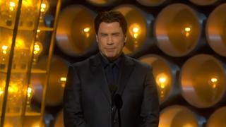 John Travolta's Oscars 2015 Message: I Love Women Sexually
